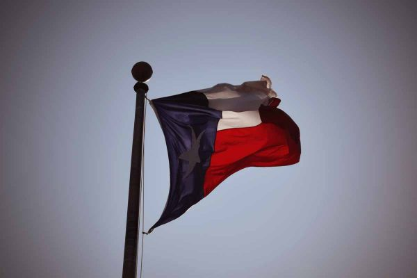Texas State Flag and DWI Help