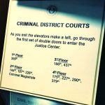 Bexar County Texas Criminal District Courts