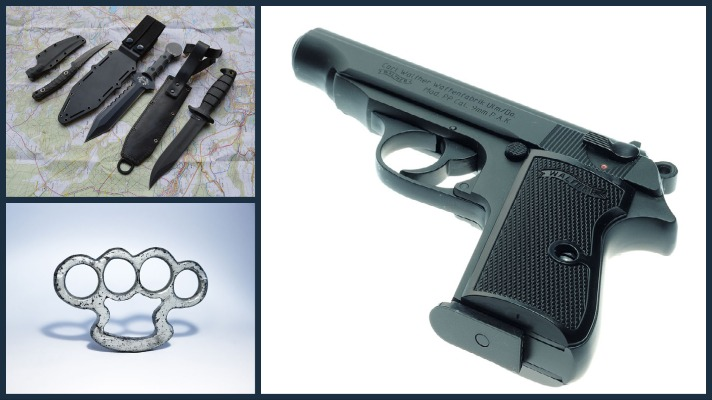 Police can conduct stop-and-frisks to search suspects for weapons.  But some stop-and-frisk situations can turn into illegal searches and seizures.